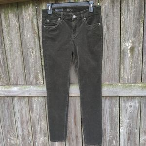 Kut From The Kloth Corduroy Skinny Pants - Size 6